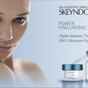 Хидратираща терапия с хиалуронова киселина Power Hyaluronic