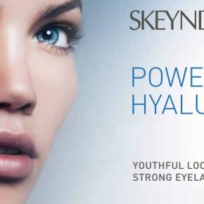 Хидратираща и лифтинг терапия за околоочен контур и мигли с хиалуронова киселина Power Hyaluronic